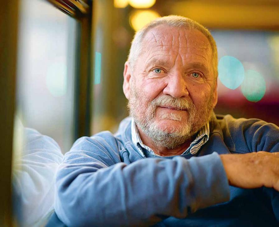 Heinrich Schuster verliert im Interview nicht ein Wort über einem möglichen Ruhestand – dafür hat der 67-Jährige einfach zu viele Ideen