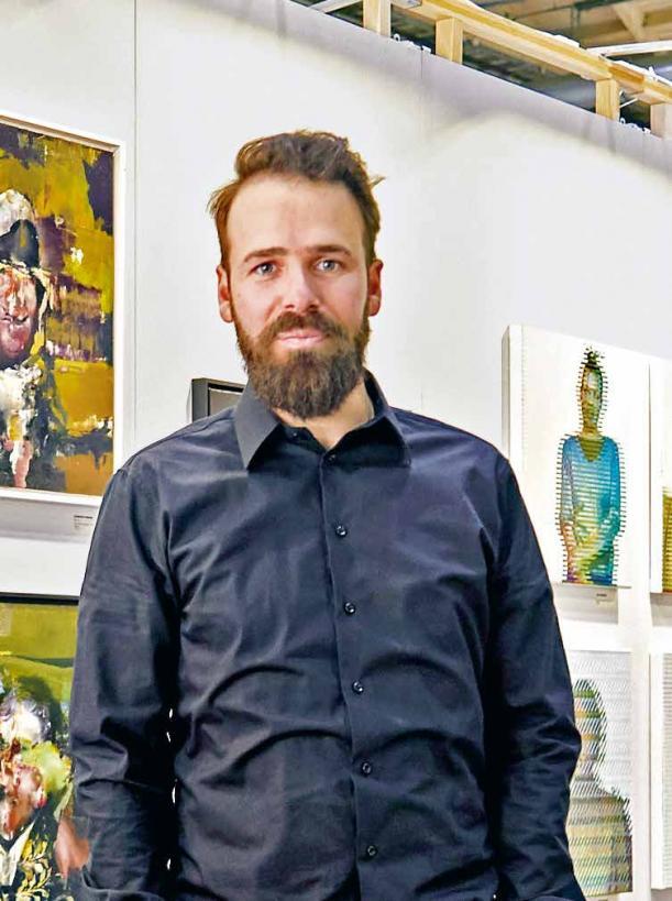 Im sechsten Jahr präsentieren die Jungs von Affenfaust urbane Street-Art und zeitgenössische Kunst. Fred Schäfer ist Mitbegründer der Galerie